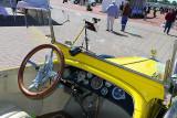 1920 HCS Special Series 2 Roadster Cockpit