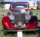 1937 Rolls-Royce 25/30 Gurney Nutting Saloon
