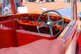 1936 Bentley Parkward Cockpit