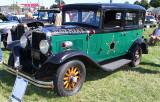 1930 Dodge Brothers DD Four Door Sedan