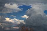 ... an approaching storm ...