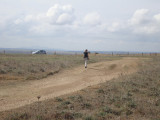 Meret at steppes northwest of Trujillo