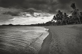 Approaching summer storm on Koh Samui