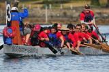 Dragon Boats  Victoria 2011