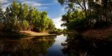 Gila River pan #12