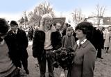 Jon-Magnar Brekke and Gro Harlem Brundtland