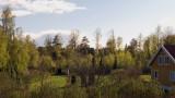 Springtime at Tjärnö