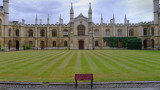 Please keep off the grass Cambridge.