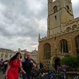 Hmmm... Cambridge