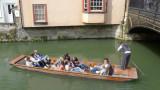 Punting, Cambridge.