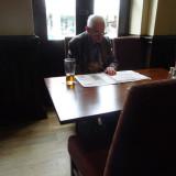 Sunday afternoon - Kings Arms, Bury St Edmunds. 23 Brentgovel Street,