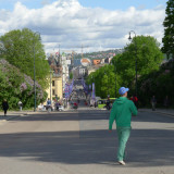 Marching on in Oslo!