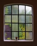 Window Strömsfoss Mill