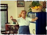 Dancing blue - Puerto Mogan