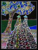 Mosaic (Treated) - Las Palmas