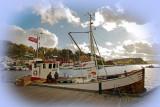 Rune Midtlien's boat