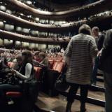 The Theater  and Audience - Den Norske Opera & Ballett - The Norwegian Opera & Ballet, Bjørvika, Oslo