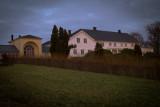 A quiet winter evening at Röd Manor