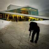 Immortalizing The Norwegian National Opera & Ballet, Oslo