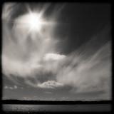 August sky, Tjärnö, Sweden