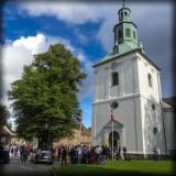 Fredrikstad, Old Town, Norway - Saturday Wedding