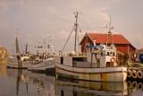 Fishingboats Smögen