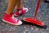Scarpe e accessori in tinta
