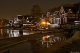 Boathouse Row, PA