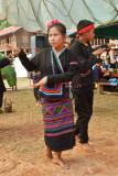 Celebration in Ban Chaloensuk