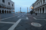Piazza San Marco at dawn  11_DSC_1203