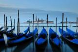 San Giorgio Maggiore with Gondolas  11_DSC_1235