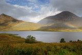 Rainbow over Loch Ainort  11_DSC_5701