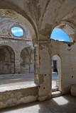 Inside the Castello Aragonese - Ischia