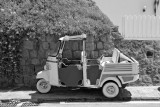 Ape Piaggio Taxi - Ischia