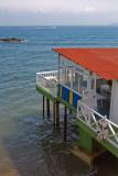 Restaurant on the sea - Ischia