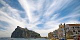 View of Castello Aragonese - Ischia