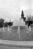 Castello Sforzesco and its fountain