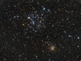 M35 and NGC 2158