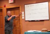 P5113689 William Yazee, Navajo Clan System Instructor