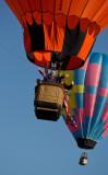 Statesville, North Carolina Balloon Festival