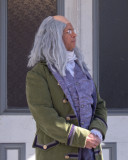 P1020031 Ben Franklin Appears at Post Office Demonstration
