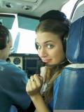 Addie's First Flight as Taken by David Asher, Jr.