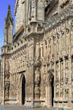 Exeter Cathedral...
