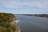 Hudson River at Poughkeepsie,NY
