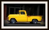 The Bright Yellow Truck