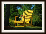 A Bigger Yellow Chair