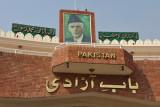 Wagah Border - Pakistan