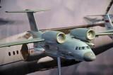 Indian Air Force Antonov An-74T-200MP model