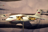 Antonov An-168 model