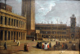 Canaletto, Piazza San Marco